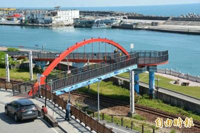 花蓮港務轄管4座橋使用正常 再編預算總體檢
