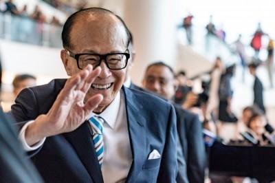 公司外未掛五星旗、香港區旗!李嘉誠被推爆
