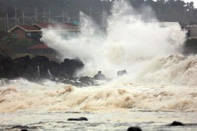 米塔颱風狂襲韓國!已釀4死4傷2失蹤 傷亡恐再攀升