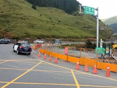 合歡山停車位變少 國慶連假上山小心違停被開單
