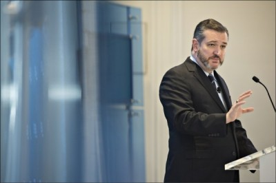 「超挺台」美參議員克魯茲 下週率團訪台賀國慶