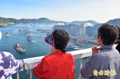 南方澳漁港升級國際觀光漁港 重建橋型將徵詢地方意見