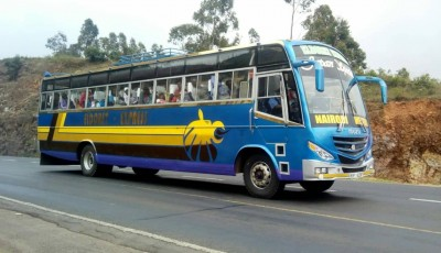 慘!肯亞巴士與卡車相撞 至少13人死亡