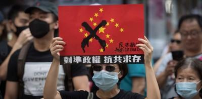 香港5日生效《禁蒙面法》 陳芳明:進入紅色恐怖時期