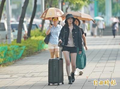 會有颱風影響國慶連假?氣象局這樣分析
