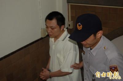 全裸上街隨機殺人 失業男判11年10月定讞