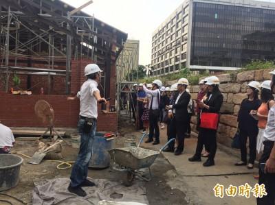 明年7月重現日治原貌 金華街「原台北刑務所官舍」招商