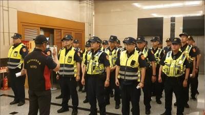 全國同步掃黑 新北檢肅3黑幫逮38人
