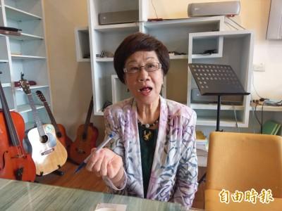 嘉市推連署 呂秀蓮:總統很多事不清楚會是全民災難