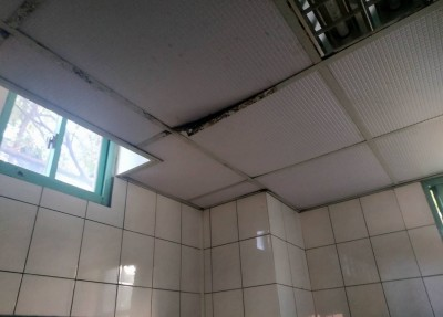 何欣純拚連任秀政績!爭取7校38間老舊廁所改建