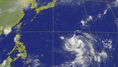 「哈吉貝」恐成超級颱風!連假是否侵台 吳德榮說話了