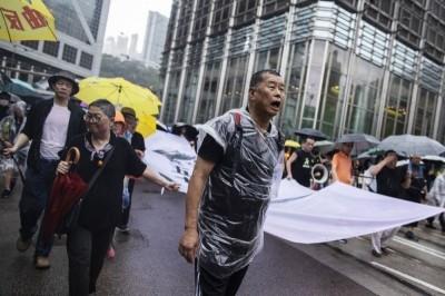 香港人反抗》黎智英籲冷靜 前特首梁振英諷「華麗轉身」