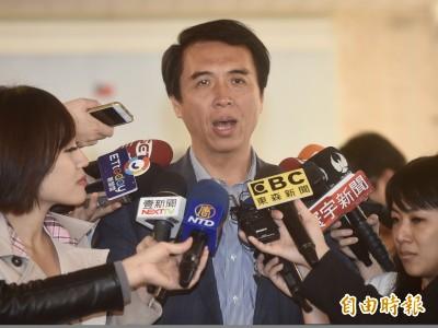 統促黨慶「 十一國慶」遭驅離 陳學聖:警察沒事做?
