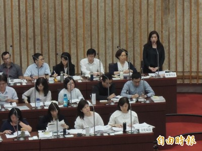 藍營民代爆料韓國瑜11月請假 王淺秋不露口風:沒接到通知