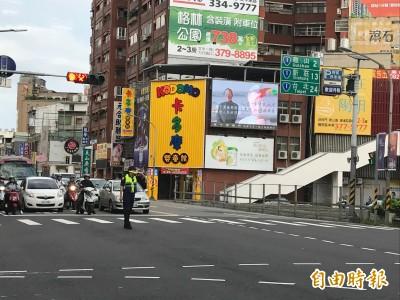 國慶連假 國1平鎮系統10日、11日南下匝道入口管制