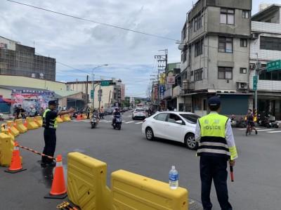 龍潭景點多 警規劃國慶4天連假替代道路