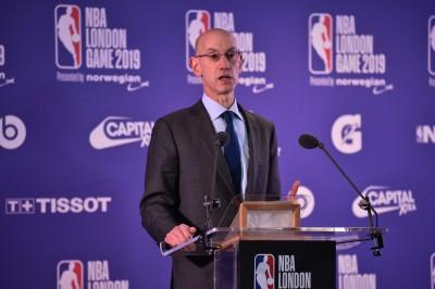 NBA總裁表態挺莫雷 中國央視氣炸宣布暫停NBA轉播