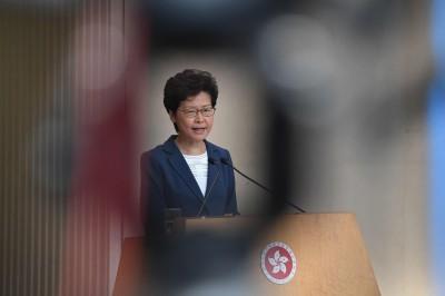 民調:香港特首評分再創新低