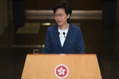 香港人反抗》近7成反禁蒙面法 網友酸:林鄭還有22.3分?
