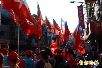 向侯友宜示威?韓粉國慶集結赴新北遊街