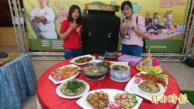 台南西港胡麻滋味三部曲 西餐、中餐、野餐統統有