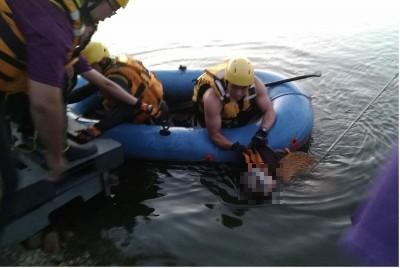 桃園埤塘釣魚不慎落水 69歲男子死亡