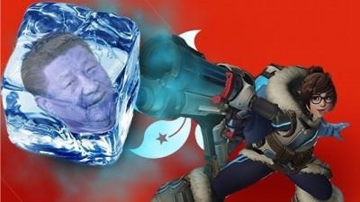 抵制暴雪!《鬥陣特攻》「小美」成為香港反抗勢力象徵