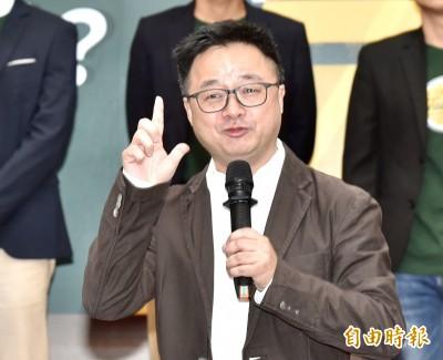 羅文嘉臉書留言譏同黨立委 中常會再駁火