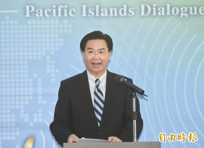 吳釗燮與美國議員聯名投書 籲太平洋國家重視台灣