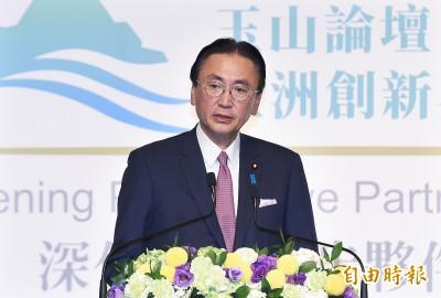 接見日本訪賓 蔡英文:盼啟動CPTPP磋商 帶動更緊密台日夥伴關係