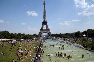今年夏天熱翻!北半球29國出現近400筆歷史新高溫
