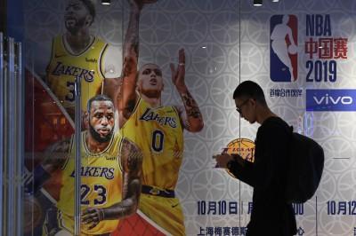 NBA在中國沒有替代品 專家:可能免受長期傷害