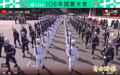 國慶大會今登場 國軍帶來這些精彩表演(直播)