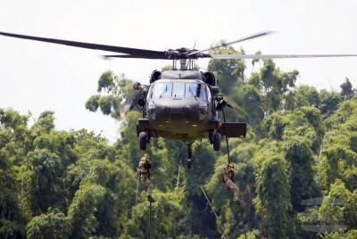 獨家》UH-60M黑鷹直升機部隊達成全戰力驗證  30日舉行成軍典禮
