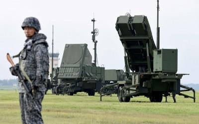 震撼!6年來首次 日本都會區演練快速部署愛國者3型飛彈