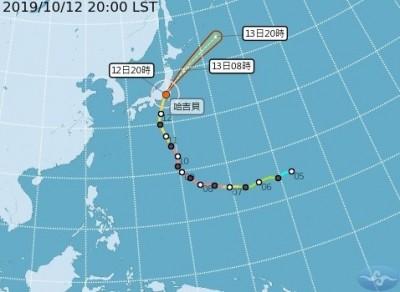 東北風勢力起颱風季將結束?氣象局這樣分析