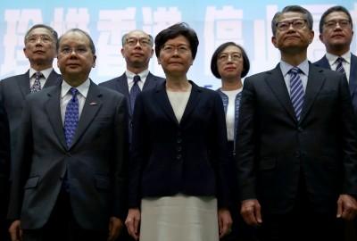 香港區議會選舉在即 港府:若有騷亂暴力可依法延期