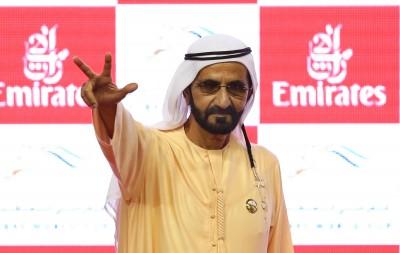 有錢就是任性...杜拜酋長買一匹馬 花了1.3億元
