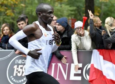 突破人類極限! 肯亞名將2小時內跑完馬拉松