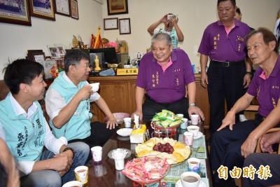 柯P自稱「吃安非他命」台灣民眾黨:趣味談話,非認真話語