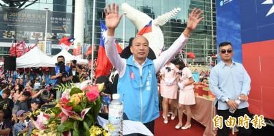韓國瑜想與小英辯論 王定宇分析他的真實目的