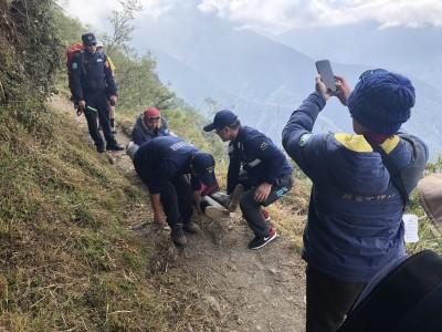 60歲領隊率隊登玉山 剛爬500公尺突昏倒猝死