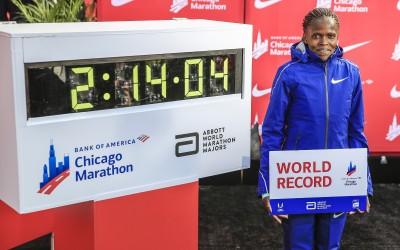 破高懸16年女子馬拉松世界紀錄!肯亞選手寇絲蓋寫新猷