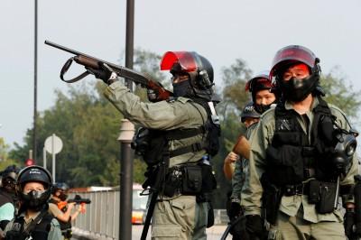 再引《緊急法》? 港媒:林鄭擬授權一哥組建「特務警察」