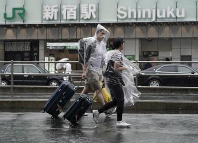 觀光客慘遇哈吉貝!怨日文防災訊息看不懂、翻譯錯字多