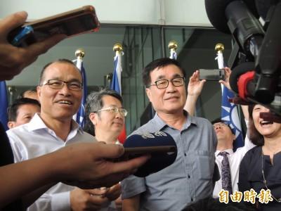 放韓假》韓國瑜明起請假 葉匡時代理市長