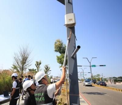 中市4000處一級工地 市府祭「空氣監視器」稽查