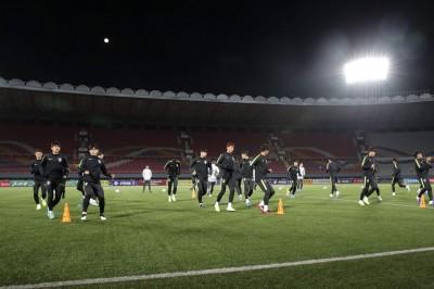 兩韓平壤踢世足資格賽不准直播 韓球迷怒:沒意義的比賽