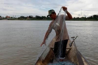 中國在湄公河建大壩 當地居民嘆:神被殺了