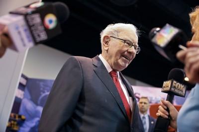 《富比士》公布慈善排行榜 「股神」巴菲特捐388億美金居首